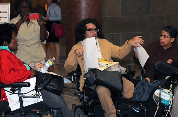 Disability Rights Legislative Day